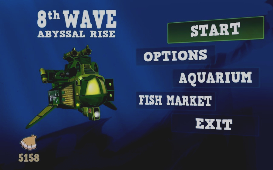 Скриншот 8th Wave: Abyssal Rise