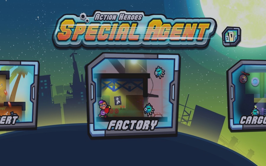 Скриншот Action Heroes: Special Agent