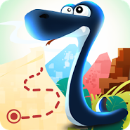 Snake Game - Puzzle Solving