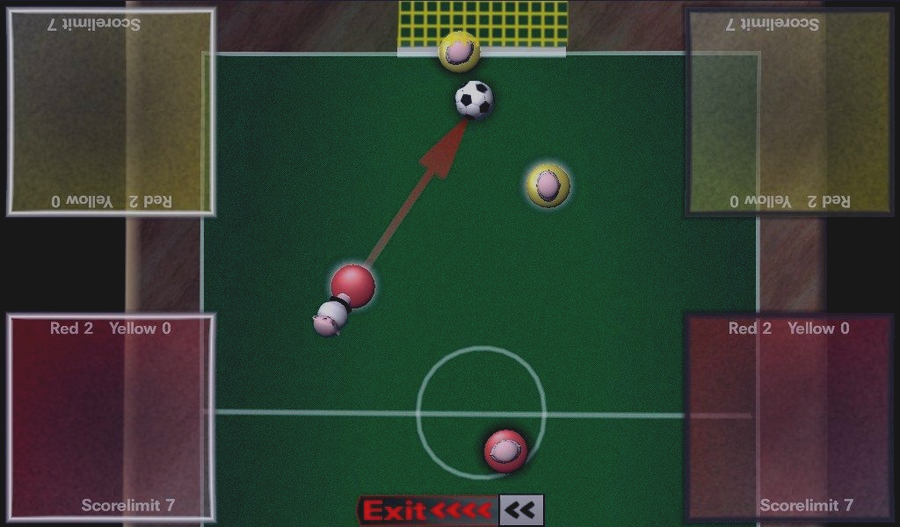 Скриншот Action for 2-4 Players