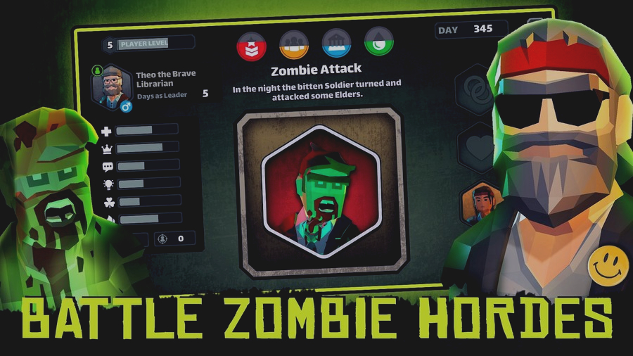 Скриншот Alive 2 Survive: Tales from the Zombie Apocalypse