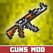 Guns and Weapons Mod for MCPE