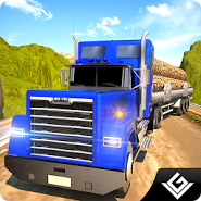 Offroad Hill Drive Cargo Truck