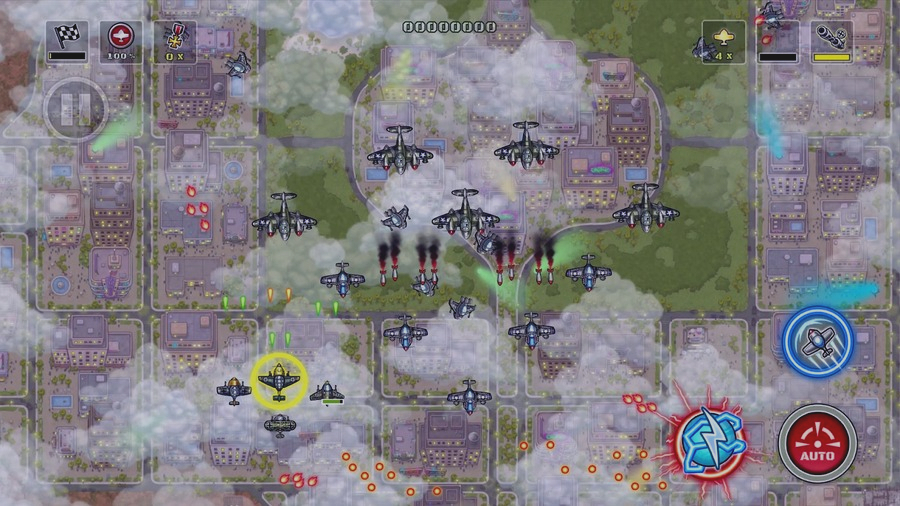 Скриншот Aces of the Luftwaffe - Squadron: Extended Edition