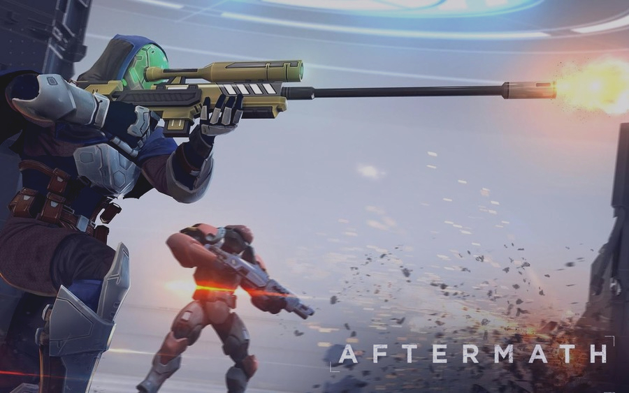 Скриншот Aftermath - Online PvP Shooter