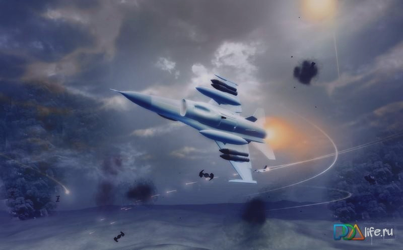 Скриншот Air Conflict - Fly War