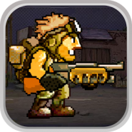Soldiers Rambo 3 - Sky Mission