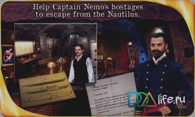 Скриншот 20,000 Leagues Under The Sea - Captain Nemo - Extended Edition