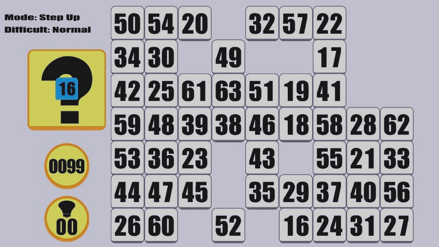 Скриншот 63 – Counting Number Puzzler