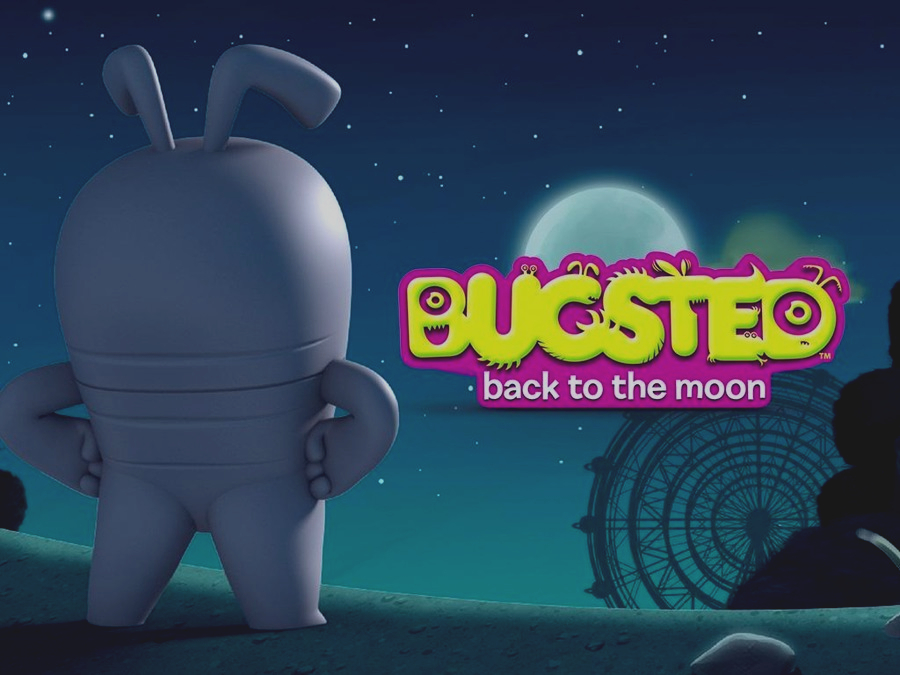 Скриншот Bugsted - Back to the Moon