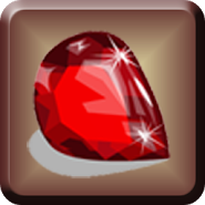 Craft the Gem in 2048 style