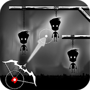 Shadow Archer fight - bow and arrow games