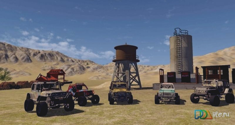 Скриншот 4×4 Rally Trophy Expedition
