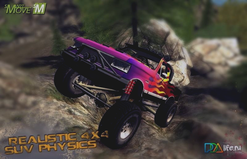 Скриншот 4x4 Offroad Trial Extreme