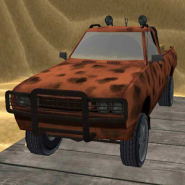 Driving Pickup 3D