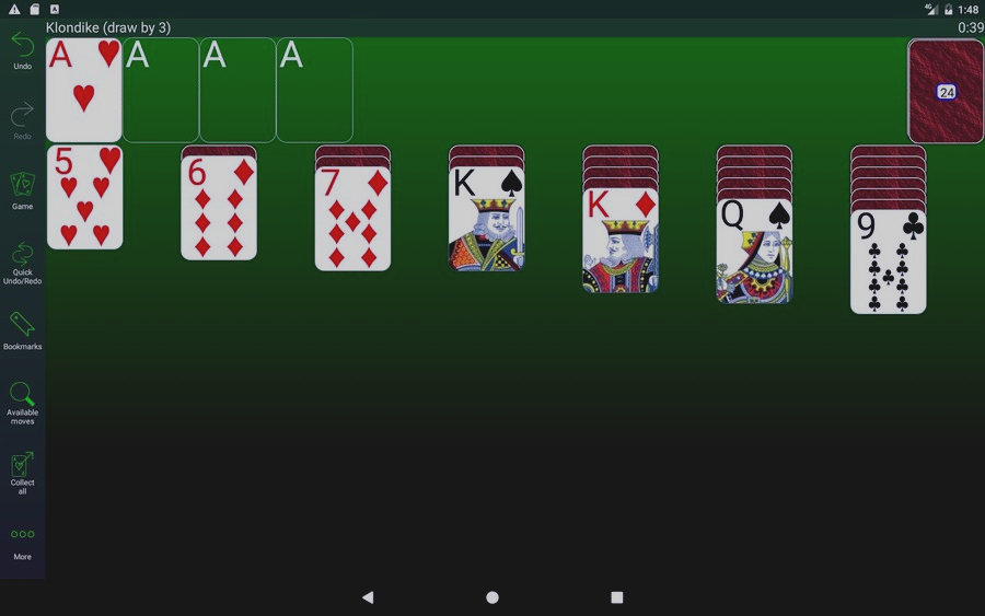 Скриншот 250+ Solitaire Collection