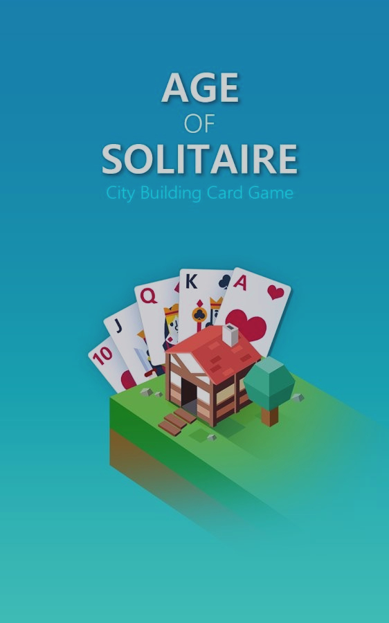 Скриншот Age of solitaire : City Building Card game