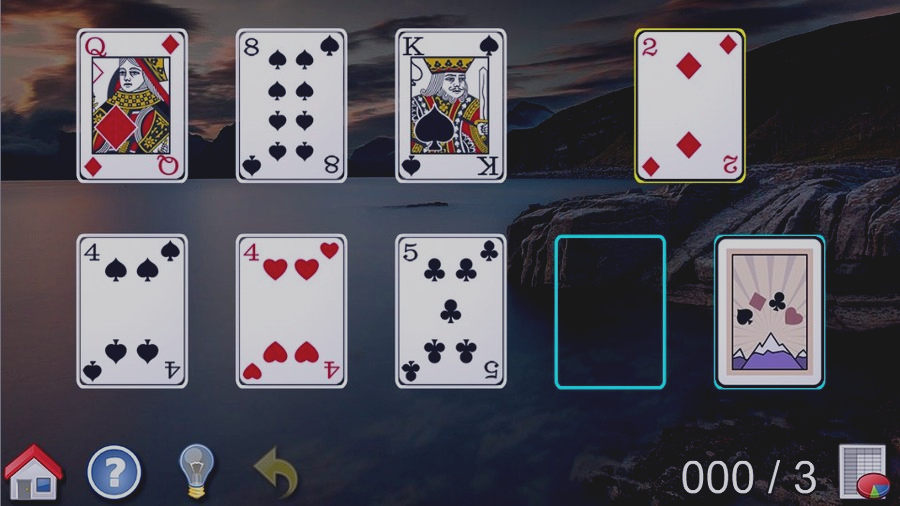Скриншот All-in-One Solitaire 2