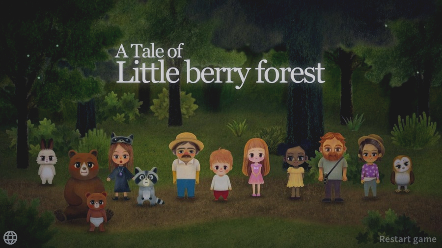 Скриншот A Tale of Little Berry Forest