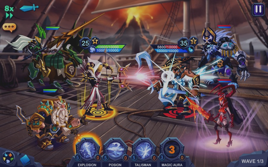 Скриншот Age of Heroes: Conquest