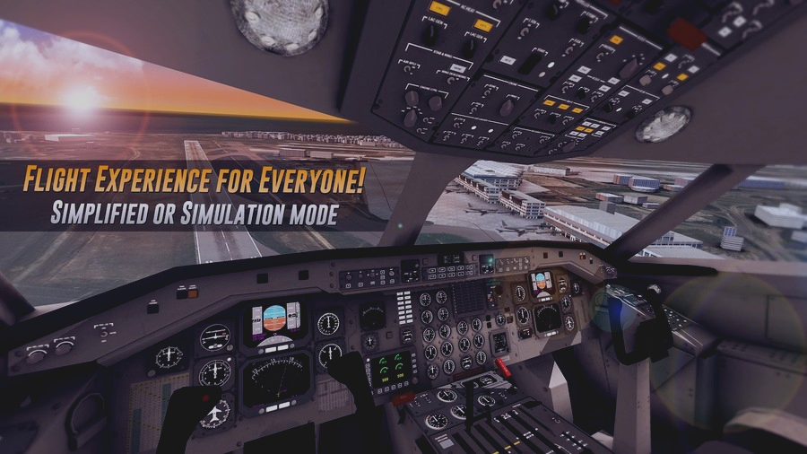 Скриншот Airline Commander - A real flight experience