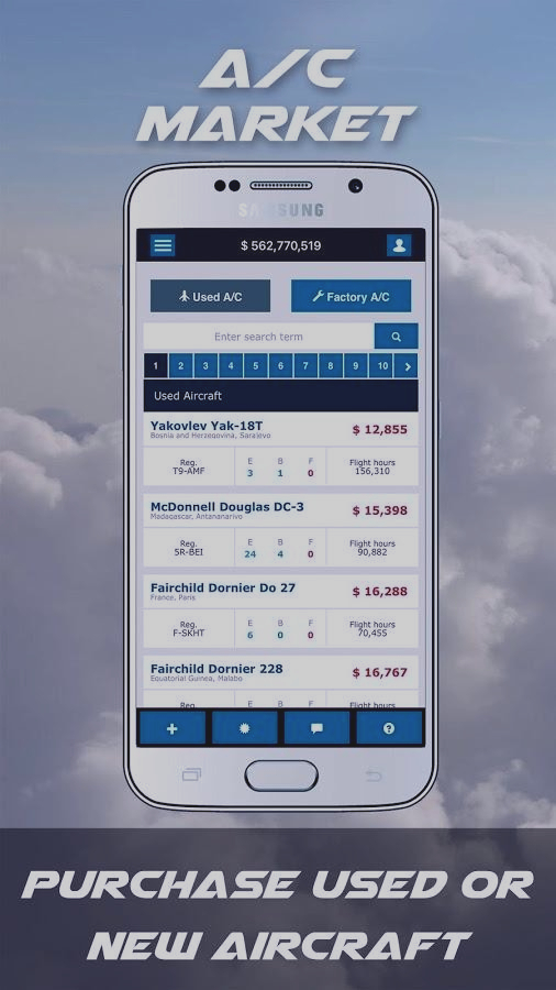 Скриншот Airline Manager 2