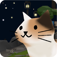 Cats and Sharks: 3D game