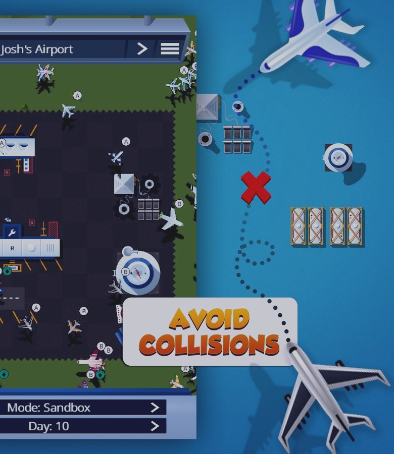Скриншот Airport Guy Airport Manager