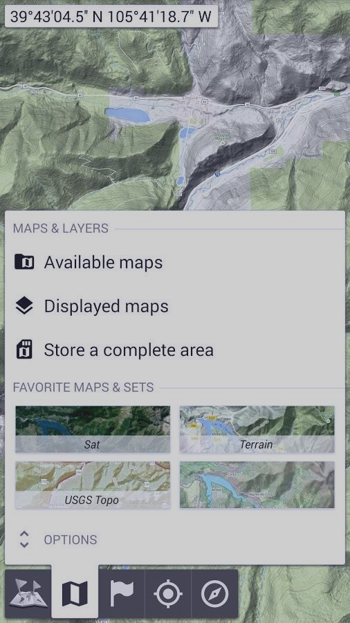 Скриншот All-In-One Offline Maps