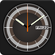 70s watchface for Android Wear
