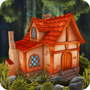 3D Forest House Full LWP