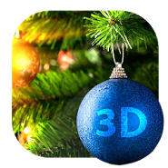 Christmas Toy 3D Live Wallpaper