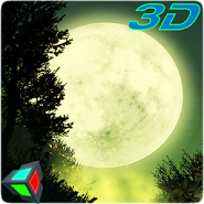 Fantasy Night Forest Live WP