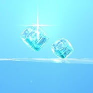 Water & Ice Live Wallpaper 3D