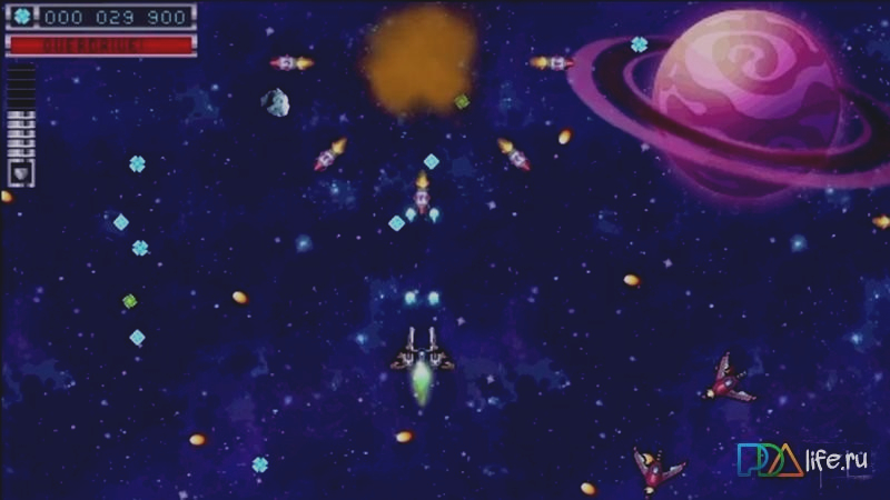 Скриншот A Space Shooter for Two Bucks!