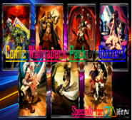 Comic Wallpapers Pack by RozzerX